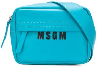 MSGM logo mini crossbody bag
