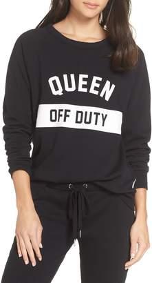 The Laundry Room Queen Off Duty Sweatshirt