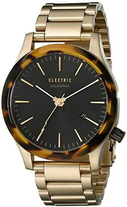 Electric Unisex FW03 SS Gold Tort Watch
