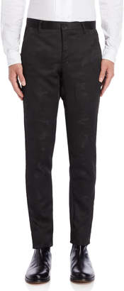 Imperial Star Black Camo Tuxedo Pants