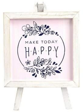 Hallmark Amiya Make Today Happy Decorative Plaque