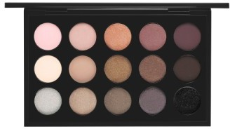 MAC Cool Neutral Times 15 Eyeshadow Palette - Cool Neutral