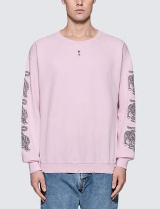 SASQUATCHfabrix. Oriental Sleeve Sweatshirt