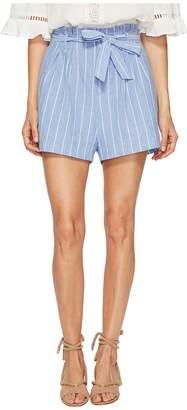 Bishop + Young Stripe Paperbag Shorts Women's Shorts
