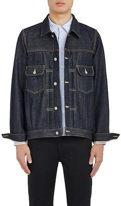 Visvim Men's Selvedge Denim Jacket