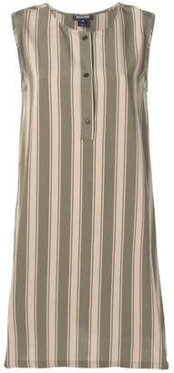 Woolrich Scully Striped short dress