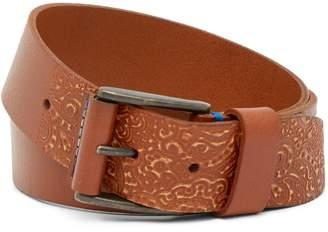 Robert Graham Penniman Leather Belt