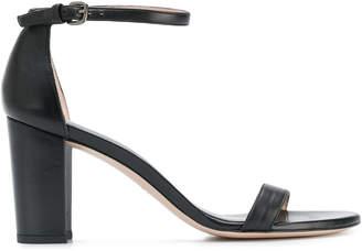 Stuart Weitzman block heel sandals