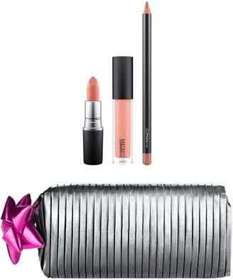M·A·C MAC Cosmetics MAC Shiny Pretty Things Goody Bag Nude Lips