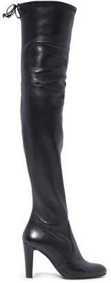 Stuart Weitzman Leather Thigh Boots