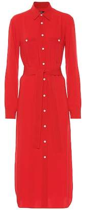 Polo Ralph Lauren Crêpe shirtdress