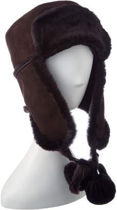 Surell Brown Trooper Hat