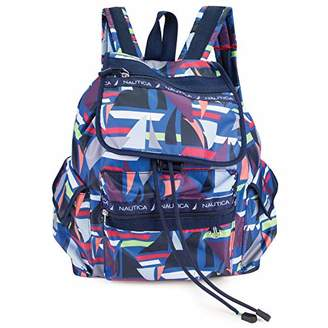 Nautica Captains Quarters Drawstring Backpack