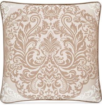 """J Queen New York La Scala 20"""" Square Decorative Pillow Bedding"""