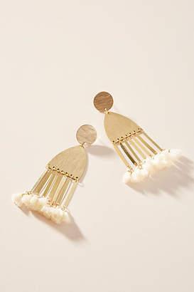 Anthropologie Taissa Drop Earrings