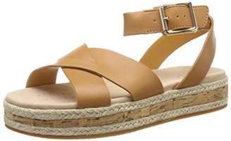 e098ca4d0bd3 Clarks Women s Botanic Poppy Ankle Strap Sandals