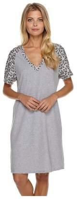 Cosabella Cosabella | Sterling Short Sleeve Dress | S | Gray