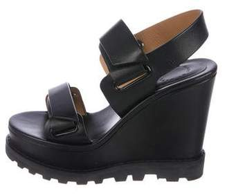 Marc by Marc Jacobs Platform Wedge Sandals w/ Tags