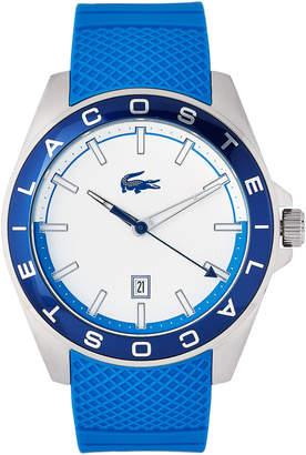 Lacoste 2010905 Silver-Tone & Blue Watch