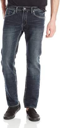 Buffalo David Bitton Men's Evan Slimmer Fit Fashion Denim Jean
