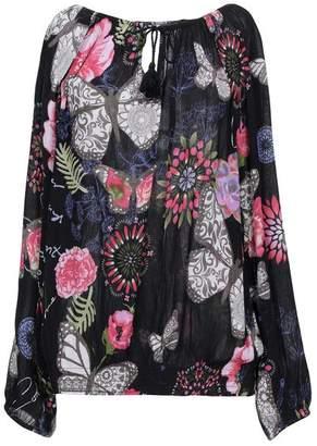 Desigual Long Sleeve Tops For Women - ShopStyle UK 254944e831f