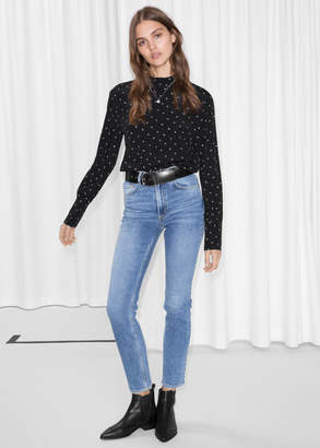 And other stories Straight Slim Fit Jeans