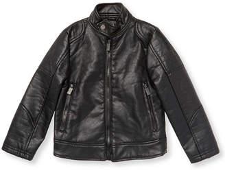 Urban Republic Boy's Motorcycle Jacket