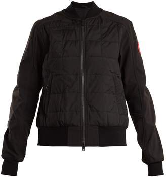 Canada Goose Hanley quilted-front bomber jacket