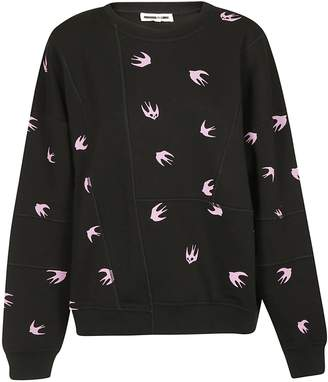 McQ Mini Swallow Sweatshirt