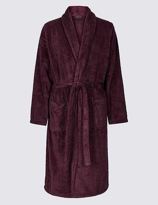 Marks and Spencer Supersoft Fleece Dressing Gown