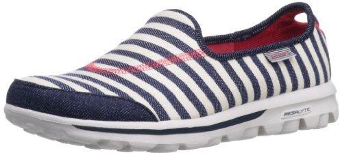 Skechers Women's Go Walk Americana Walking Shoe