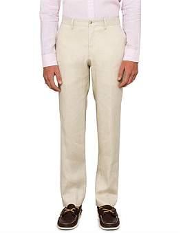 David Jones Smart Linen Pant