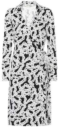Diane von Furstenberg New Jeanne silk-jersey wrap dress