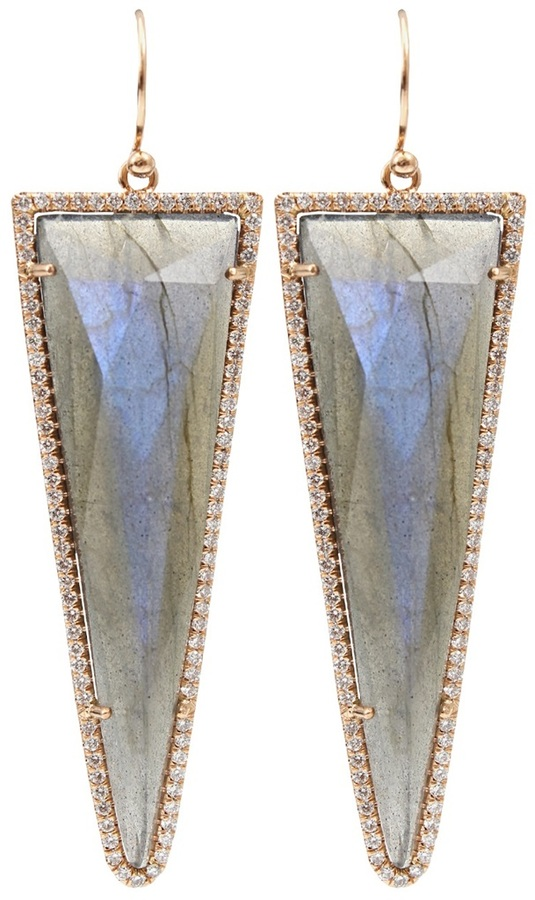 Irene Neuwirth labrodite earring
