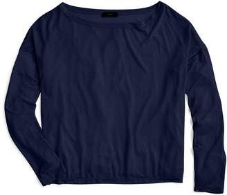 J.Crew Long Sleeve Tencel(R) Tee
