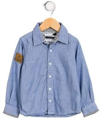 Ikks Boys' Button-Up Shirt