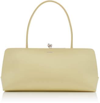 Jil Sander Goji Leather Top Handle Bag