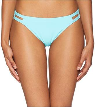 Letarte Medium Coverage Bottom with Cut Outs Women's Swimwear
