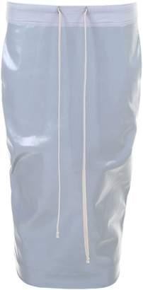 Drkshdw Soft Pillar Denim Skirt