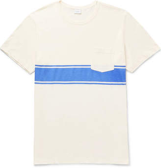 7aa7489a Onia Johnny Striped Cotton And Modal-Blend Jersey T-Shirt