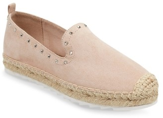 Marc Fisher Chequer Espadrille Slip-On