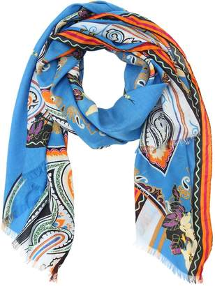 Etro Printed Modal & Cashmere Scarf