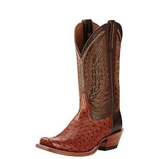 Ariat Men's Stock Show Western Cowboy Boot