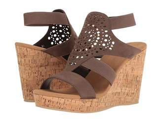 Yellow Box Nyellie Women's Wedge Shoes