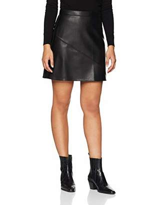 Mexx Women's Skirt, Jet Black 190303