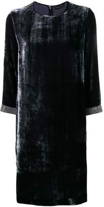 Fabiana Filippi velvet shift dress