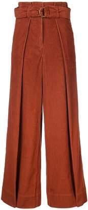 Ulla Johnson high waist palazzo trousers