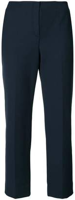 Emporio Armani cropped tailored trousers