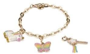 Charm It Magic Unicorn Charm Bracelet Set
