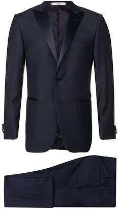 Corneliani navy blue tuxedo